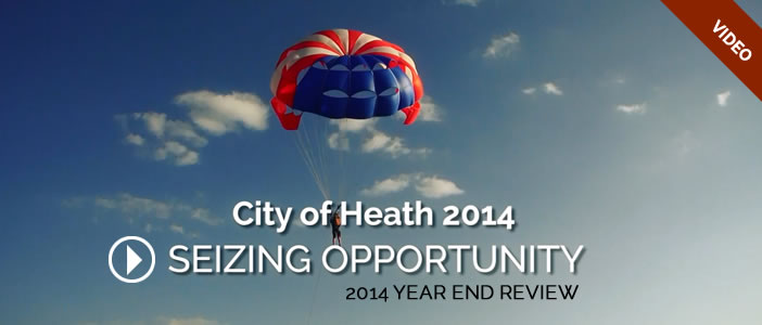 City of Heath 2014 Year End Review
