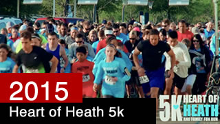 2015 Heart of Heath 5k
