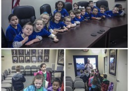 Springer Elementary Visit City Hall