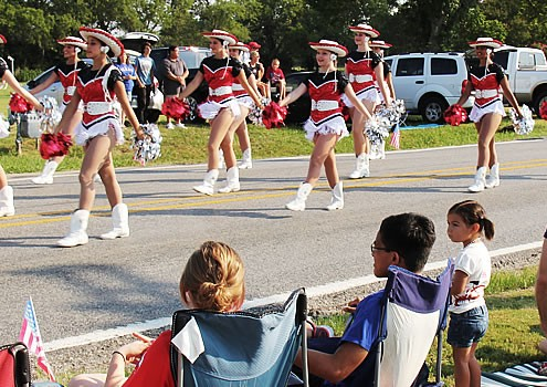4th July Parade 2014