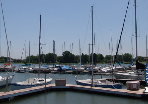 Rush Creek Yacht Club