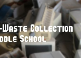 E Waste Collection 05/15