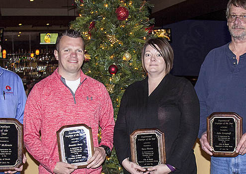 Employees of The Year 2015