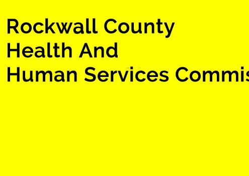Rockwall County HHSC