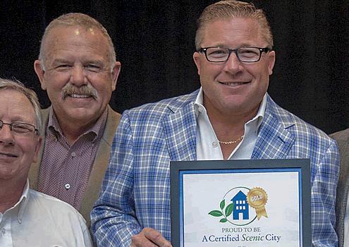 Scenic City Award 2016